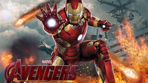 iron man avengers hd wallpaper wallpaperfx