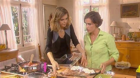 cuisine de julie andrieu c 244 te cuisine avec julie andrieu