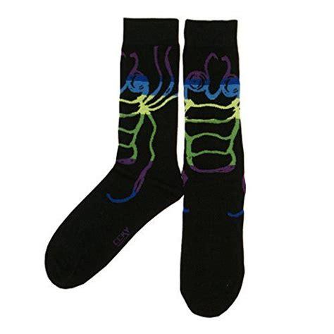 art pattern socks ccky australian art pattern men cotton rich crew sock bug
