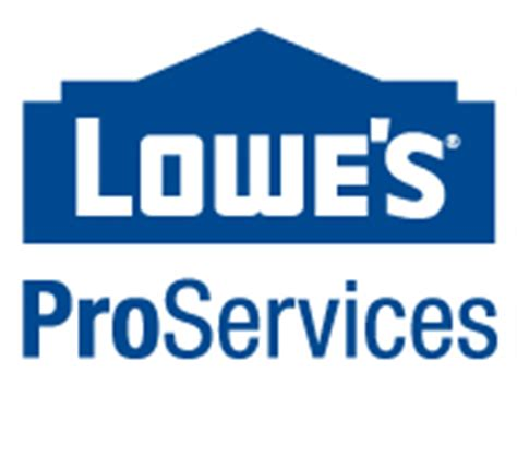 the service pros lowe s logos