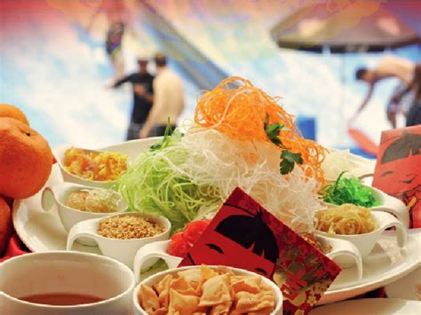 new year lo hei restaurant 9 restaurants deals to book for lo hei