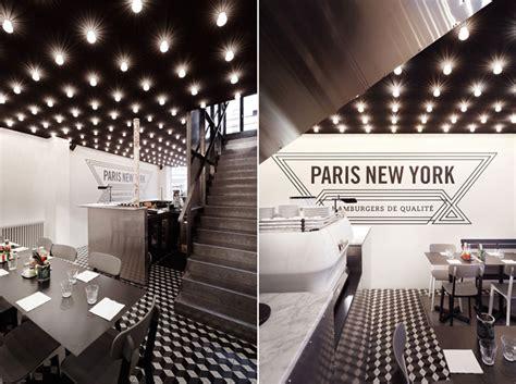 paris new york restaurant design by cut architectures paris