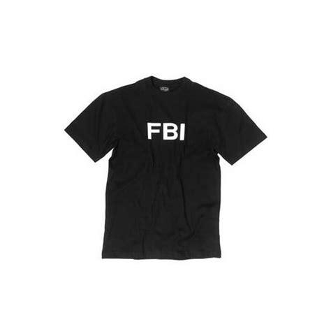 L P Kaos T Shirt Fbi t shirt airsoft fbi blowback fr
