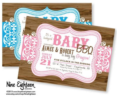 backyard bbq baby shower pinterest discover and save creative ideas