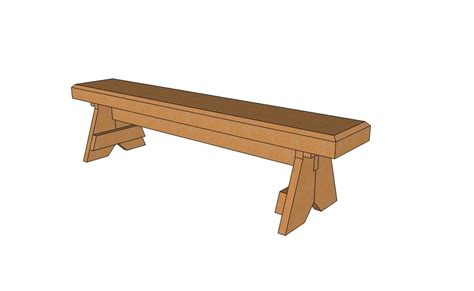 outdoor bench plans easy simple garden bench plans only ebay