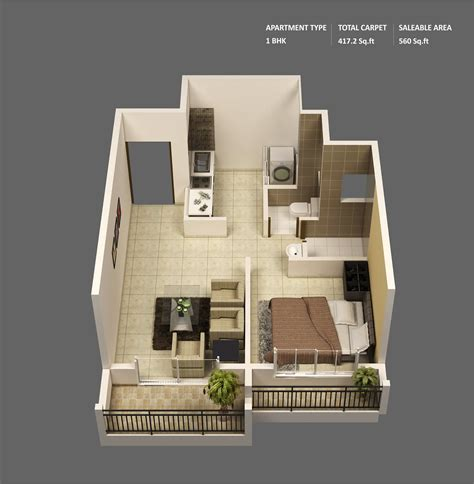 3d apartment design 50 one 1 bedroom apartment house plans architecture