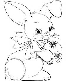 free printable easter coloring pages free printable easter bunny coloring pages for