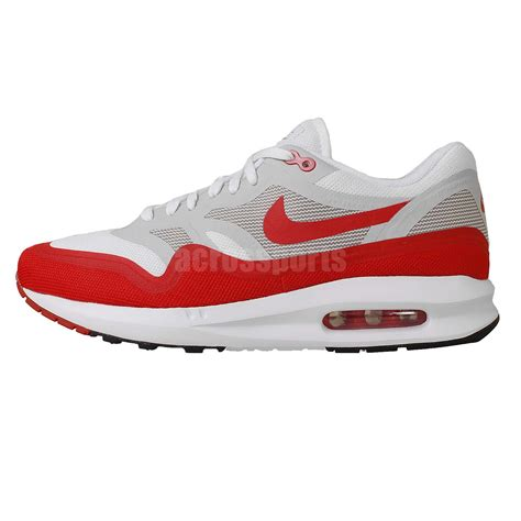nike lunarlon mens running shoes nike air max lunar1 1 og 2014 white nsw mens running