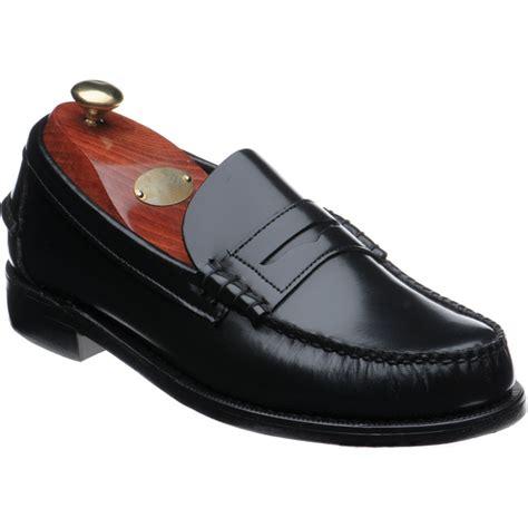 sebago loafer sebago shoes sebago classic loafer in black at herring