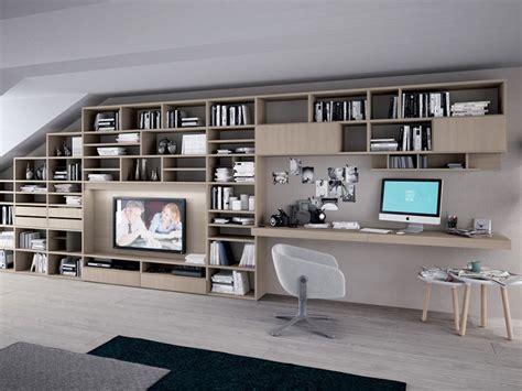 immagini librerie d arredamento soggiorno moderno componibile arredamento mobili