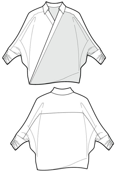 sketch create pattern 43 best images about shirt flat sketch on pinterest