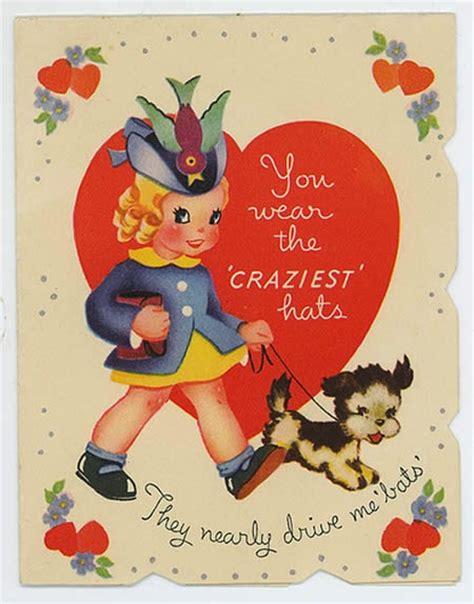 vintage valentines vintage everyday 15 vintage s day cards with
