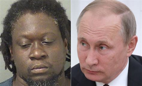Palm County Sheriff Arrest Records Vladimir Putin But Not That One Arrested In Florida
