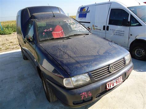 volkswagen caddy 1999 dezmembrez volkswagen caddy 1999 benzina van 08