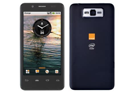 intel android carrier orange to sell intel android phone direct cheap 9to5google