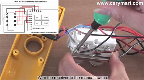 retrofitting manual operated winch  remote controlled youtube