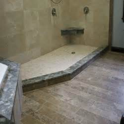 Ceramic Tile Bathroom Floor Ideas by Faux Wood Ceramic Tile Feel The Home