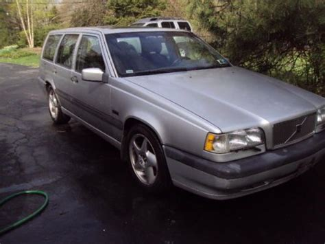 how to work on cars 1994 volvo 850 head up display purchase used 1994 volvo 850 wagon turbo good body good