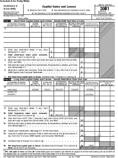Irs Section 1250 Property by Publication 523 Selling Your Home Reporting The Gain