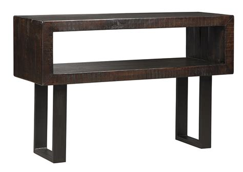 brown sofa table furniture world nw parlone brown black sofa table