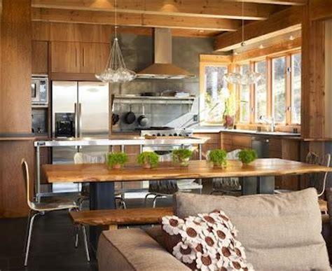 mountain condo decorating ideas casa rustica en colorado paperblog