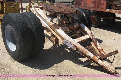 5th wheel tow dolly fifth wheel tow dolly item a6259 sold may 11