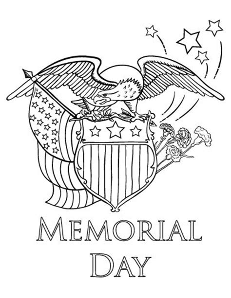 25 best ideas about memorial day coloring pages on