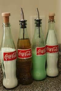 Coke Glass Bottle Ideas