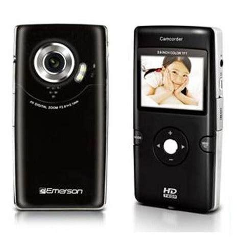 Emerson Digital Recorder 1 black emerson evc 1700 digital recorder still 5 megapixel 4x digital zoom built