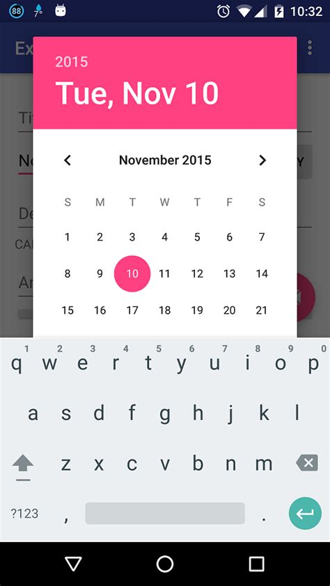 android hide keyboard android date picker dialog hiding soft keyboard stack overflow