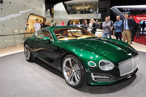 bentley exp 10 bentley exp 10 speed 6 infos sur le futur coup 233 sport et