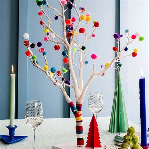 pom pom christmas tree by chi chi moi notonthehighstreet com