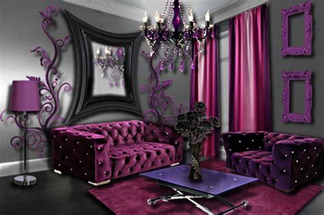 barock dekoration salon prune floriane lemari 233