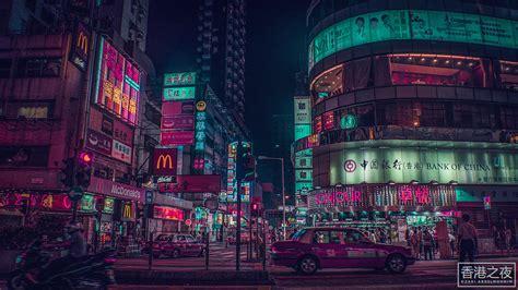 glow in the paint hong kong hong kong s neon glow an with photographer zaki