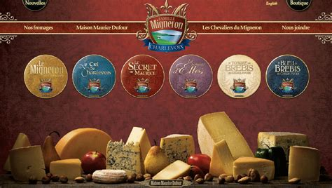 the most beautiful websites most beautiful websites dedicated to cheese technology
