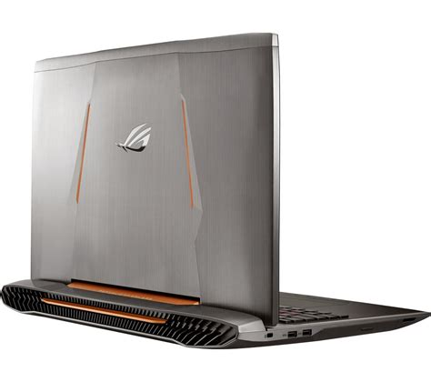 Asus Republic Of Gamers Laptop Mercadolibre asus republic of gamers g752vm 17 3 quot gaming laptop grey deals pc world