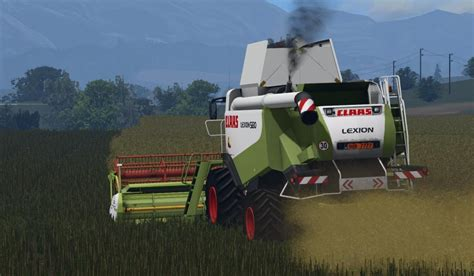 Take Out Ls Bring Tasty Lighting Solution by Claas Lexion 580 Fs17 Farming Simulator 17 2017 Mod