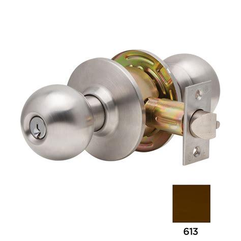 Commercial Door Knob by Commercial Hardware C2000 Grade 2 Door Knob Atg