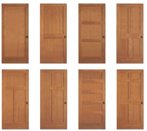 door styles interior craftsman style interior doors bungalow features