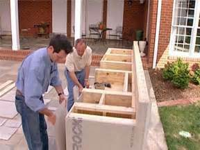 How to weather proof an outdoor kitchen cabinet how to diy network