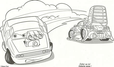 cars wingo coloring pages snot rod coloring page coloring home