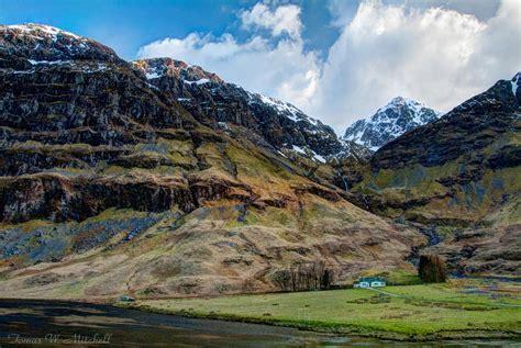 glencoe cottage glen coe scotland achnambeithach cottage my home