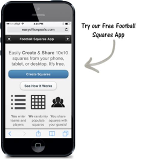 Office Football Pool App 10 Ideas For Office Pools