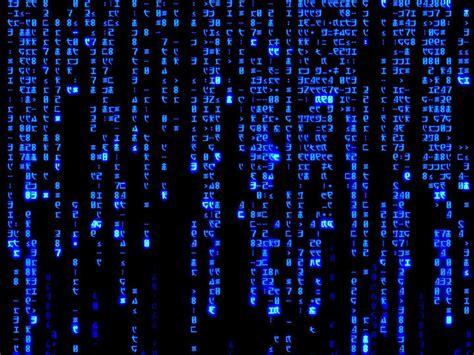 blue matrix wallpaper full hd yodobi