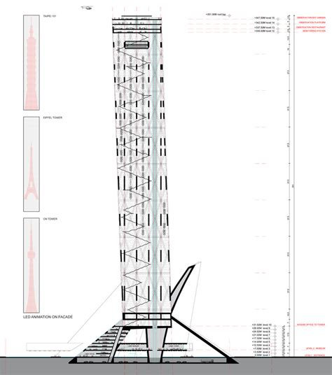 gerard towers floor plans off architecture taichung echo wind tower proposal