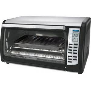 How To Use Black And Decker Toaster Oven Black Amp Decker Cto6305 Black Digital Convection Toaster