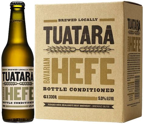 tuatara brewing oh beautiful beer