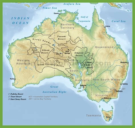 map of australia in the world free world maps collection