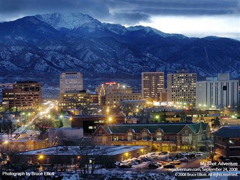 colorado springs let s be real denver was founded when a bunch of settlers already worn out after