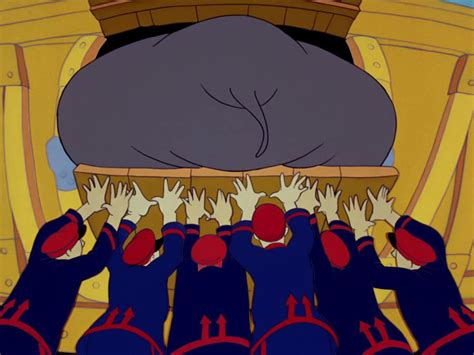 K Fed Has Magic by Disney Dumbo 1941 Screencaps